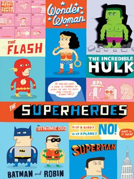 Comic Posters